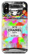 Chanel Rainbow Colors IPhone Case