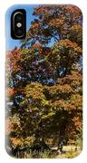 Changing Maple Colors IPhone Case