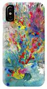 Chaotic Craziness Series 1987.032914 IPhone Case