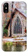 Chapel At Callaway IPhone Case