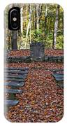 The Chapel In The Park IPhone Case