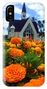 Chapel In The Sky IPhone Case