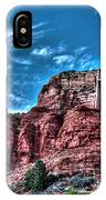 Chapel Of The Rock IPhone Case