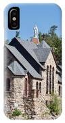 Chapel On A Rock 2 IPhone Case