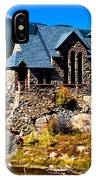 Chapel On The Rock  IPhone Case