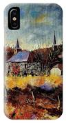 Chapelle D'havenne  IPhone Case