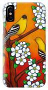 Chardonnay Sunset IPhone Case