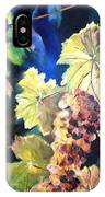 Chardonnay Vines IPhone Case
