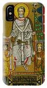 Charlemagne (742-814) IPhone Case