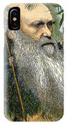 Charles Robert Darwin IPhone Case