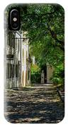 Charleston Side Street IPhone Case