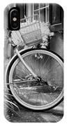 Charleston Street Bike IPhone Case