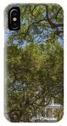 Charleston Through The Tree's IPhone Case