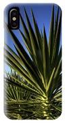 Charleston Yucca IPhone Case