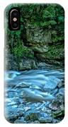 Charming Creek Walkway 1 IPhone Case