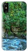 Charming Creek Walkway 2 IPhone Case