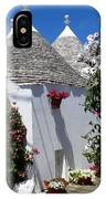 Charming Trulli IPhone Case