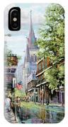 Chartres Rain IPhone Case