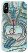 Chasing The Dragon IPhone Case