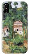 Chateau At Medan, 1880 IPhone Case