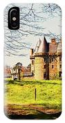Chateau De Landale IPhone Case