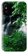 Chattahoochee Waterfall IPhone Case