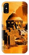 Chaukhandi Tombs IPhone Case
