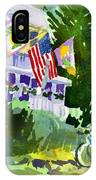 Chautauqua House IPhone Case