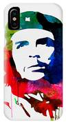 Che Guevara Watercolor 2 IPhone Case