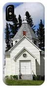 Chechow Holy Spirit Church 1  IPhone Case