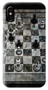 Checkmate In One Move IPhone Case