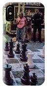 Checkmate IPhone Case