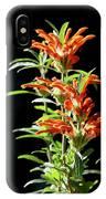 Cheeto Plant Portrait IPhone Case