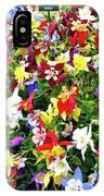 Chelsea Flower Show IPhone Case