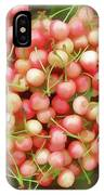 Cherries 8 IPhone Case