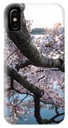 Cherry Blossom Breeze IPhone Case