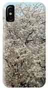 Cherry Blossom Festival IPhone Case