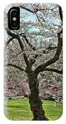 Cherry Blossom Trees Of Branch Brook Park 31 IPhone Case