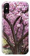Cherry Blossom Wonder IPhone Case