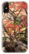Cherry Blossoms II IPhone X Case