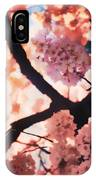 Cherry Blossoms In Washington D.c. IPhone Case