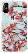 Cherry Blossoms V 201631 IPhone Case