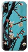 Cherry Branch IPhone Case
