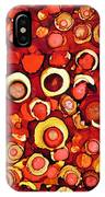 Cherry Tarts IPhone Case