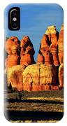 Chesler Park Sandstone Towers IPhone Case