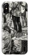 Chess Player IPhone Case
