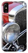 Chevrolet 1932 Deluxe Coupe IPhone Case