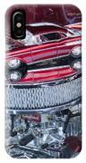 Chevrolet Bel-air Matchbox Car IPhone Case