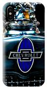 Chevrolet Hoodie IPhone Case