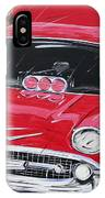 Chevy Drag IPhone Case